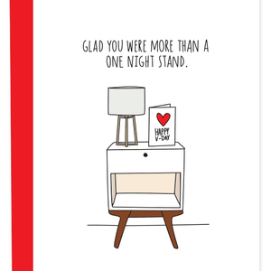 One Night Stand - Vday