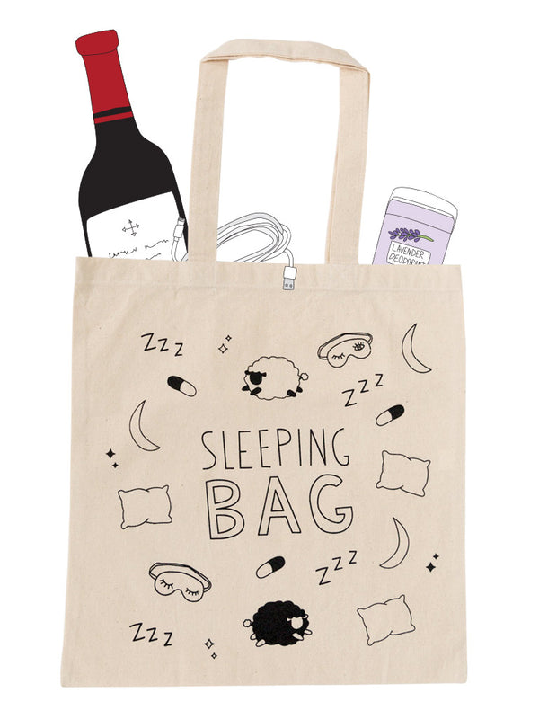 Sleeping Bag Tote