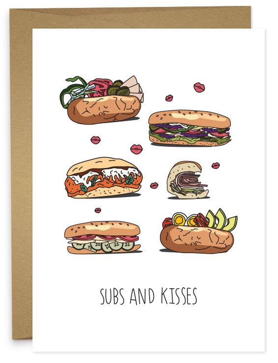 Subs and Kisses