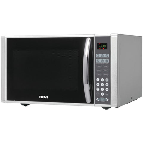 RCA RMW1138 1.1 Cubic-ft Stainless Steel Microwave