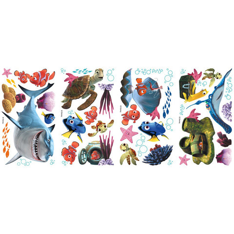 Disney Pixar Finding Nemo Wall Decals