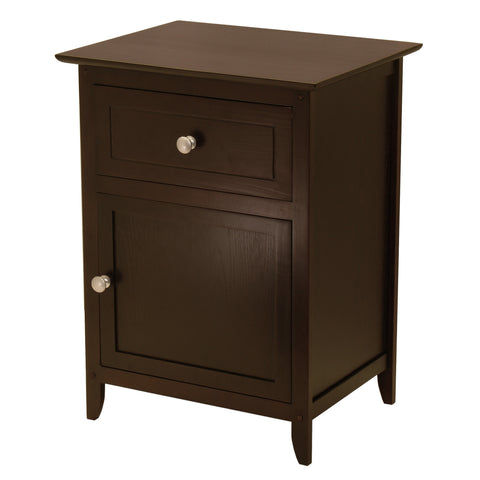 Eugene Accent Table Espresso