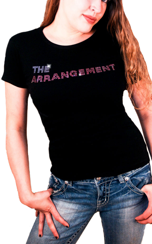 The Arrangement Crystal T-Shirt