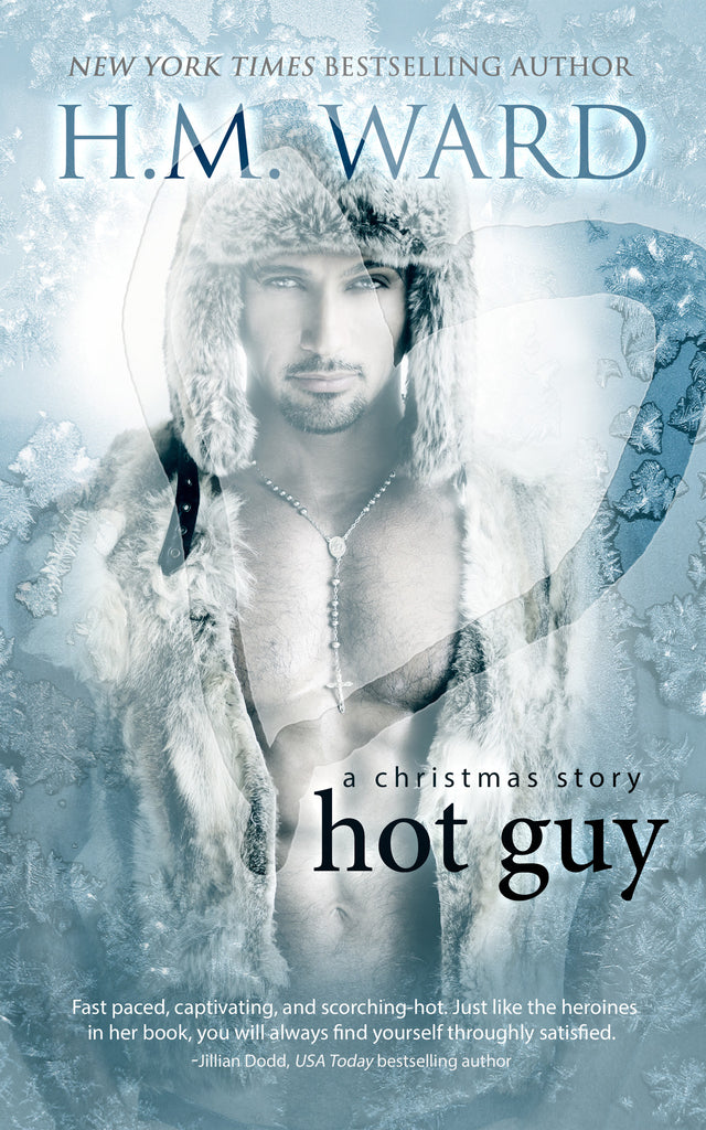 *Signed* Paperback of HOT GUY by H.M. Ward