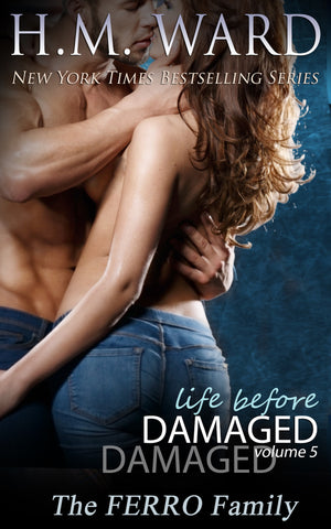 *SIGNED* DEMON KISSED (Book 1) by H.M. Ward
