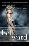 *SIGNED* Hardcover RISE OF THE OLYMPIANS by Belle Ward