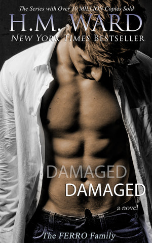 *SIGNED* Limited Edition Collector's Book of DAMAGED 1 & 2!