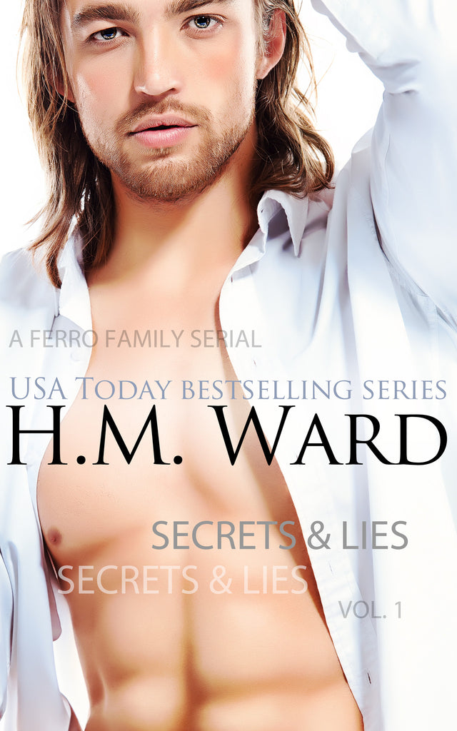 *Signed* SECRETS & LIES 1 by H.M. Ward