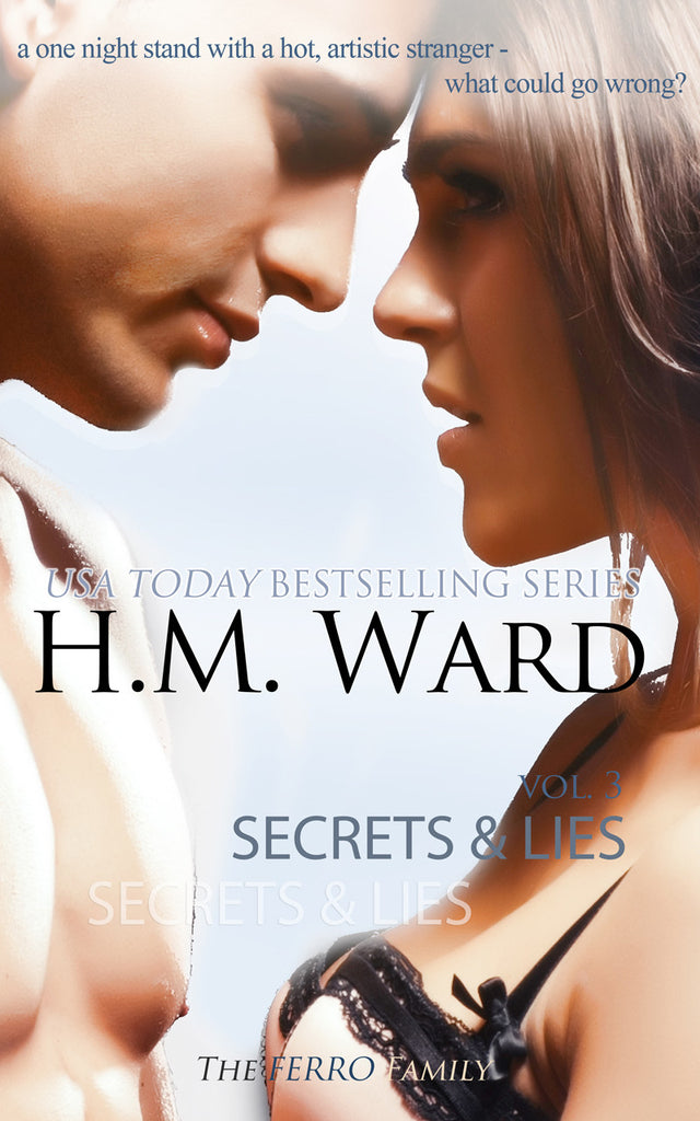 *Signed* SECRETS & LIES 3 by H.M. Ward