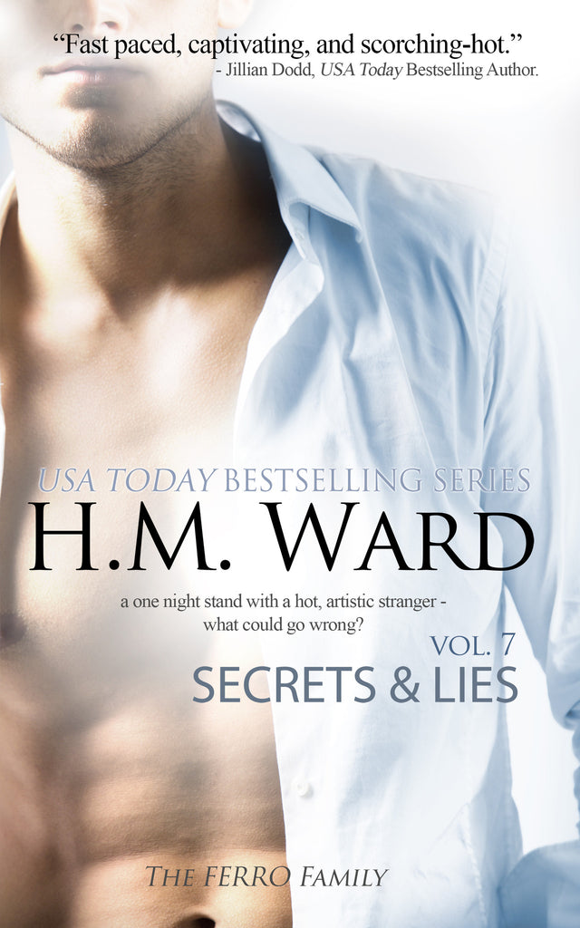 *Signed* SECRETS & LIES 7 by H.M. Ward
