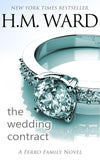 *Signed* THE WEDDING CONTRACT by H.M. Ward