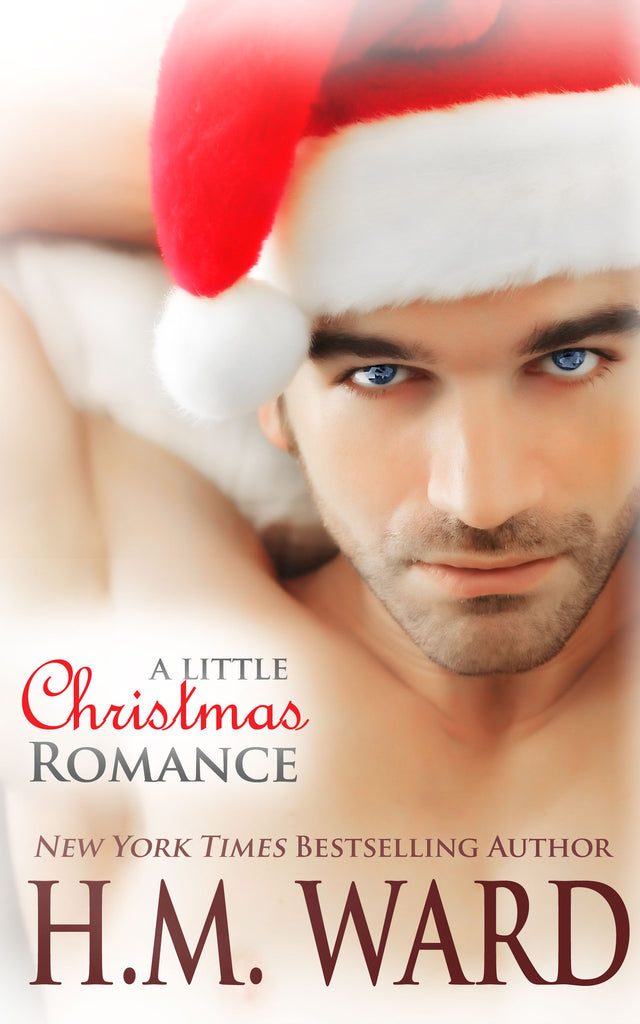 *Signed* A LITTLE CHRISTMAS ROMANCE by H.M. Ward