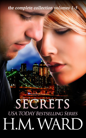 *Signed* Paperbacks SECRETS & LIES 1-7 Bundle