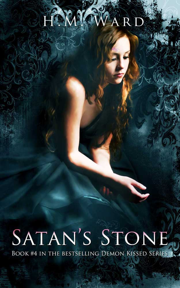 *Signed* SATAN'S STONE (Demon Kissed 4) by H.M. Ward