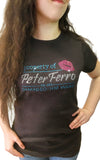 Property of Peter Ferro Crystal T Shirt