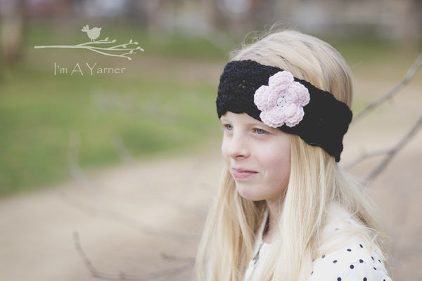 Little Girl Headband