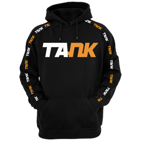 Limited Edition Tank Black Hoodie