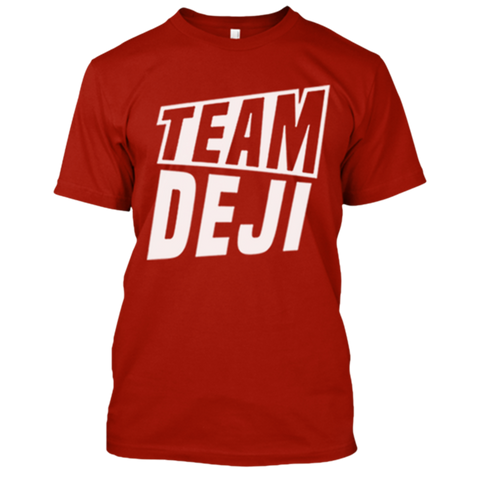 Team Deji Red T-Shirt