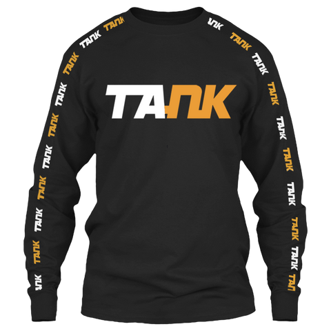 Limited Edition Tank Black T-Shirt - Long Sleeve