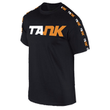 Limited Edition Tank Black T-Shirt - Short Sleeve