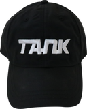 Tank Cap – Black/White