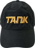 Tank Cap – Black/Gold