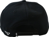 Limited Edition Tank Snapback – Black/White