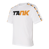 Limited Edition Tank White T-Shirt - Short Sleeve