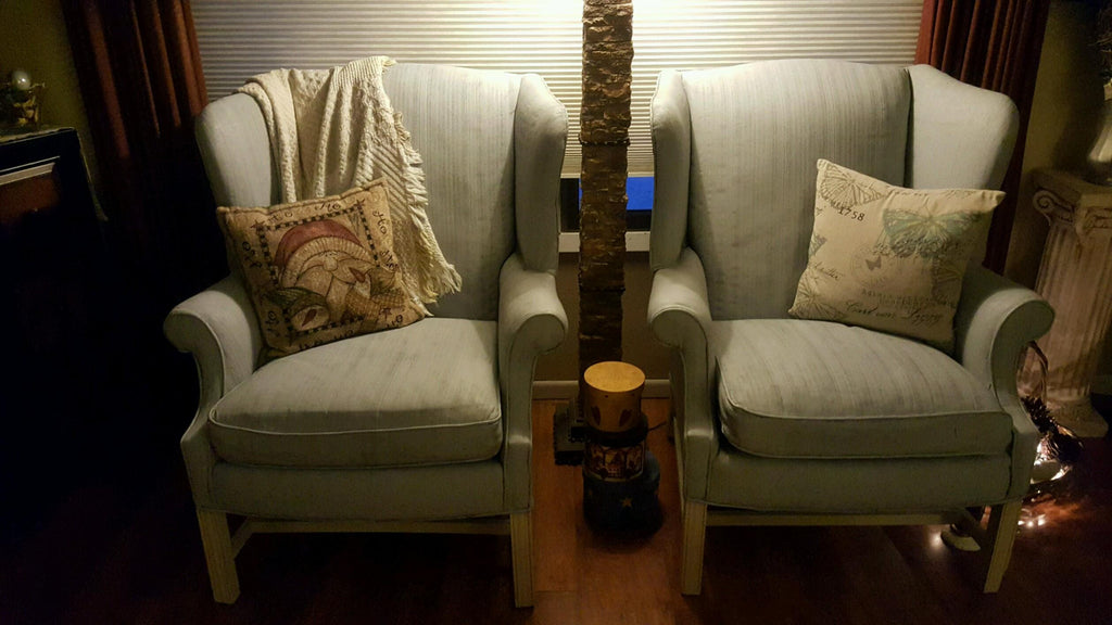 Amber's First Blog: Adventures in Rehab (Chairs that is)