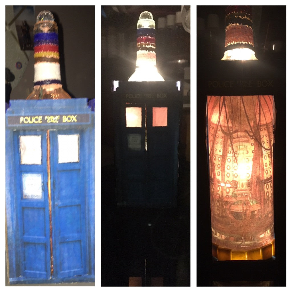The One With The TARDIS