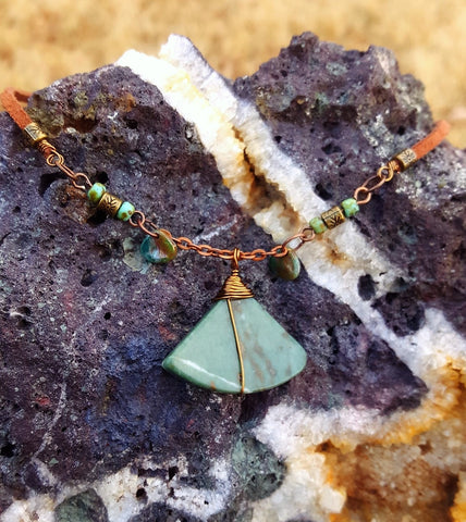 Necklaces & Pendants - The Mountain Dragonfly