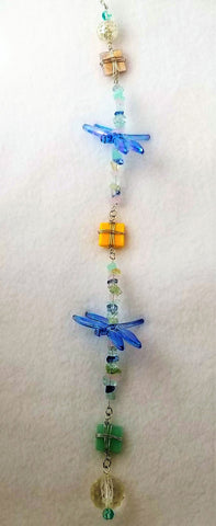 Out of the Blue Dragonfly Sun Catcher