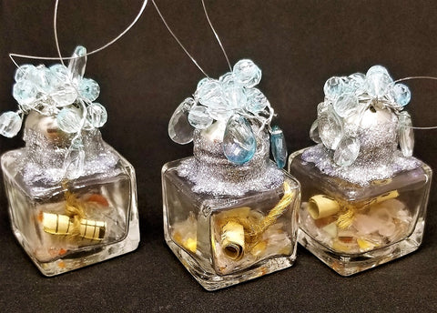 A Christmas Song Ornaments - Set of 3