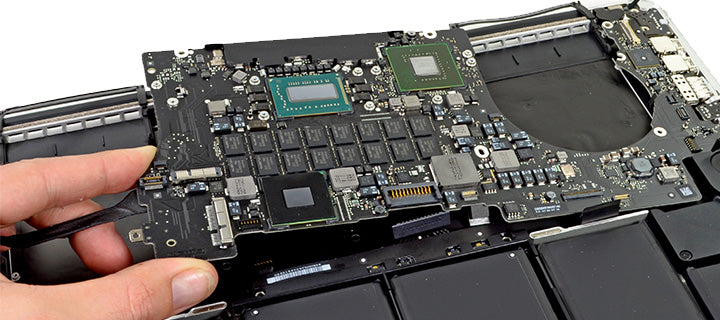 Laptop Chip level repair - motherboard repair
