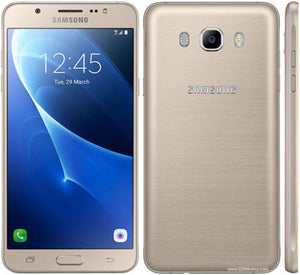 Samsung Galaxy J7 - 6 New 2016 Dual 16GB 2GB 5.5 Gold - 6m warranty Unboxed