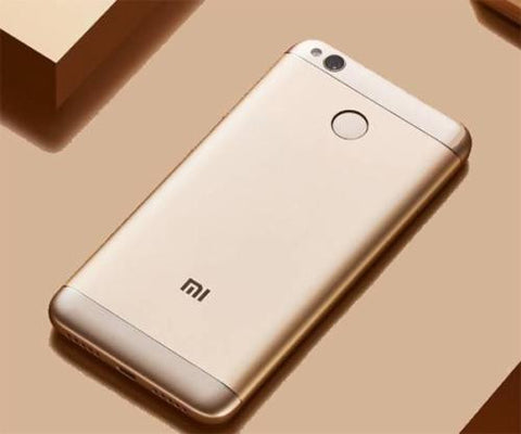 Xiaomi Redmi 4 2GB RAM - 16GB Gold 5 inch 13MP - Unboxed Like new - 6m Warranty