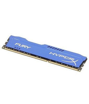 4GB Kingston HyperX Fury DDR3 1866 MHZ PC3 14900 Desktop PC RAM -  - 1