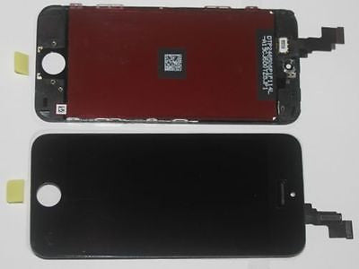 iPhone 5 LCD Display + Touch Screen Digitizer Apple Black / White Replacement -  - 5
