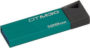 Kingston Data traveler mini 128GB USB 3.0 Pen Drive Flash -  - 1