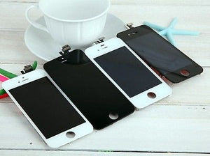 iphone 4s LCD Display Touch Screen Digitizer Assembly White -  - 2