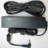 LENOVO IDEAPAD 100% ORIGINAL LAPTOP POWER ADAPTER CHARGER - 20V 4.5A 90W -  - 3