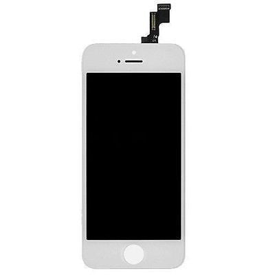 Apple Iphone 5S LCD Display+Touch Screen Replacement Digitizer White & Black -  - 4
