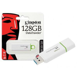 Kingston 128GB Data Traveler G4 USB 3.0 Flash / Pen Drive -