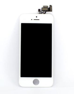 iPhone 5 LCD Display + Touch Screen Digitizer Apple Black / White Replacement -  - 2