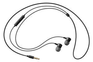 100% Original Samsung HS130 Handsfree Headset Earphone Headphone ( Black )