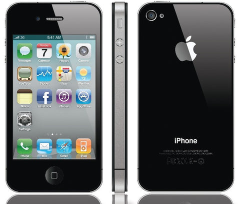 iPhone 4s 32GB - Black - Mint condition - with charger [Certified Used]