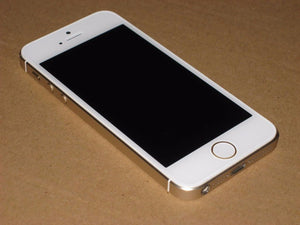 Apple iPhone 5s  32GB Silver/Gold/Space Grey Certified Used - 3m warranty