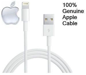 Apple™ 8 pin Lightning USB Data Cable iPhone iPad 5/5c/5s/6s/6s +