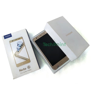Coolpad Note 6 (Royal Gold) Selfie Maker - Open Box
