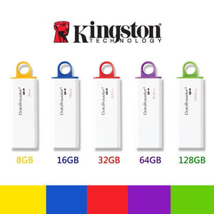 Kingston 16GB / 32GB/ 64GB / 128GB Data Traveler G4 USB 3.0 Flash / Pen Drive